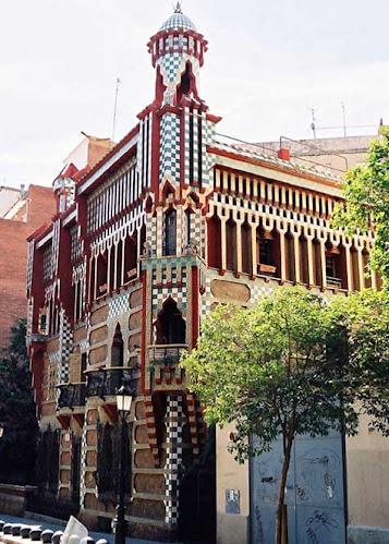 """Gaudí, Casa Vicens"""" width="""