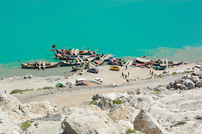 Attabad Lake, Hunza, Gilgit-Baltistan