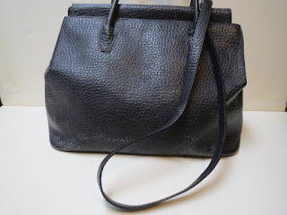 Jil Sander Pebbled Leather Tote