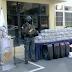 Seis personas apresadas y 231 paquetes de drogas decomisados en costas de Azua.