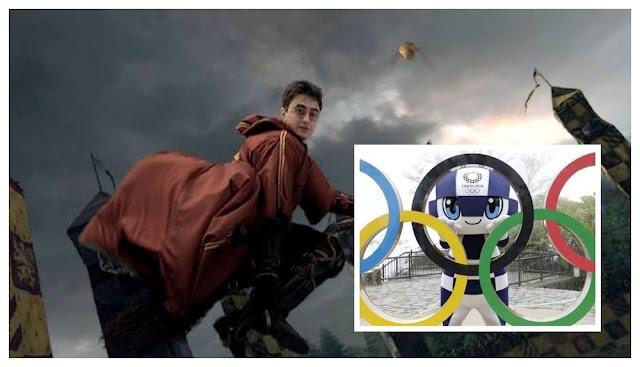 Quadribol de Harry Potter está entre os 4 melhores esportes da ficção que gostariamos de ver nas Olimpíadas