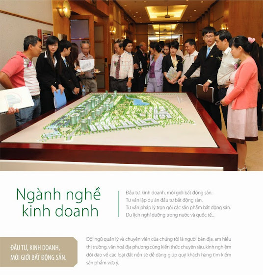 Công ty cổ phần địa ốc Thăng Long