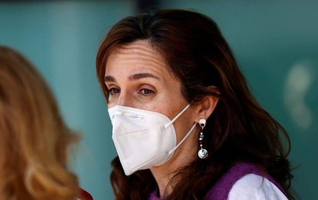 Mónica García. TV