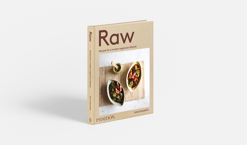 raw recipes for a modern vegetarian lifestyle