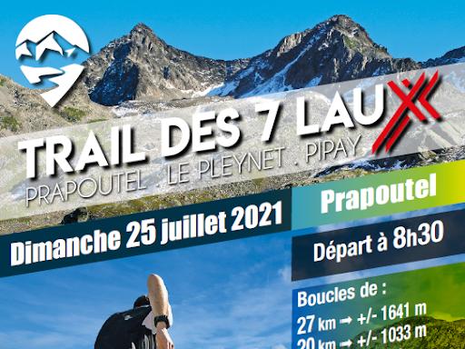 Trail des 7 Laux - 25 juillet 2021