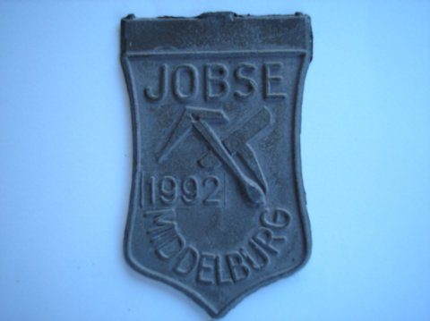 Naam: JobsePlaats: MiddelburgJaartal: 1992