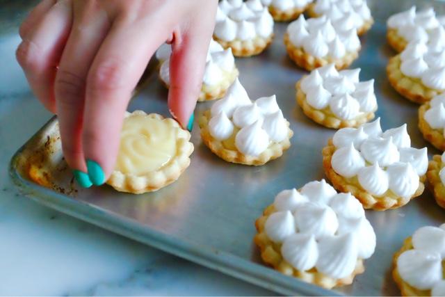 Easy Tart Lemon Cake Recipes