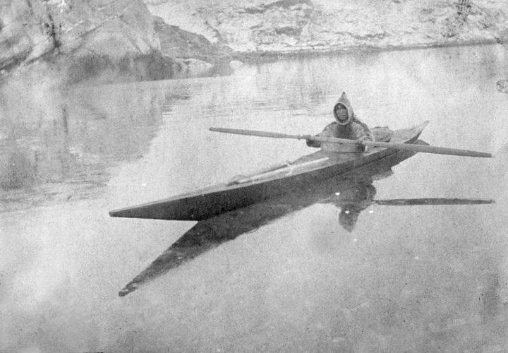 nunavut kayak
