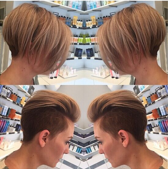 Top Of Short Hairstyles For All Women in the world 2017 9