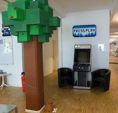Diseño y creatividad en las oficinas de eDarling