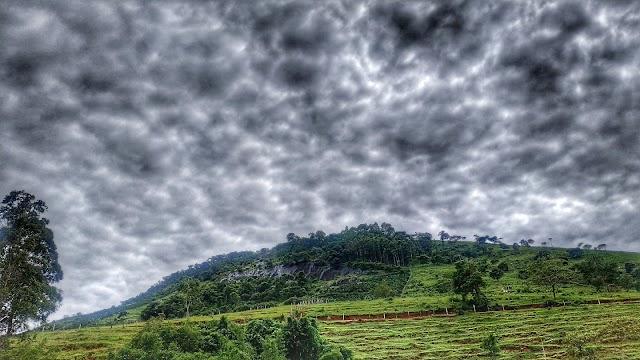 Semana permanece com chuvas em Divino; Sexta-feira com possibilidade de chuvas mais intensas