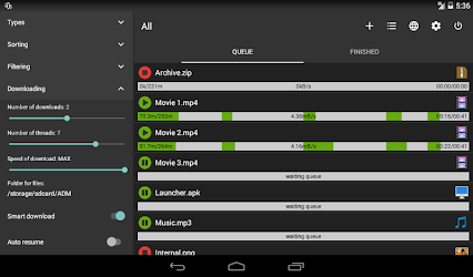 دانلود Advanced Download Manager