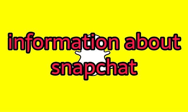 What is snapchat?/snapchat streak information