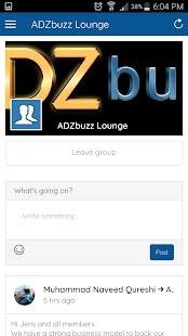ADZbuzz (Unreleased)- screenshot thumbnail