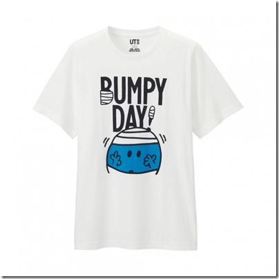 UNIQLO Mr. Men Little Miss UT Graphic T-Shirt man 06