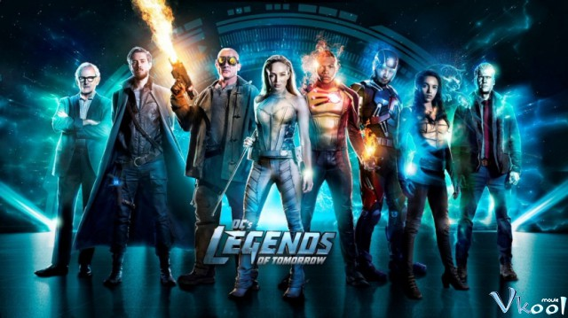 Xem Phim Huyền Thoại Ngày Mai Phần 3 - Legends Of Tomorrow Season 3 - phimtm.com - Ảnh 1