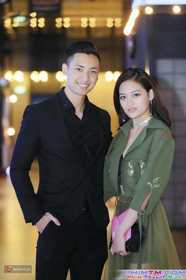 Kaity Nguyễn và Châu Bùi đọ sắc trên thảm đỏ Em Chưa 18 - Ảnh 11.