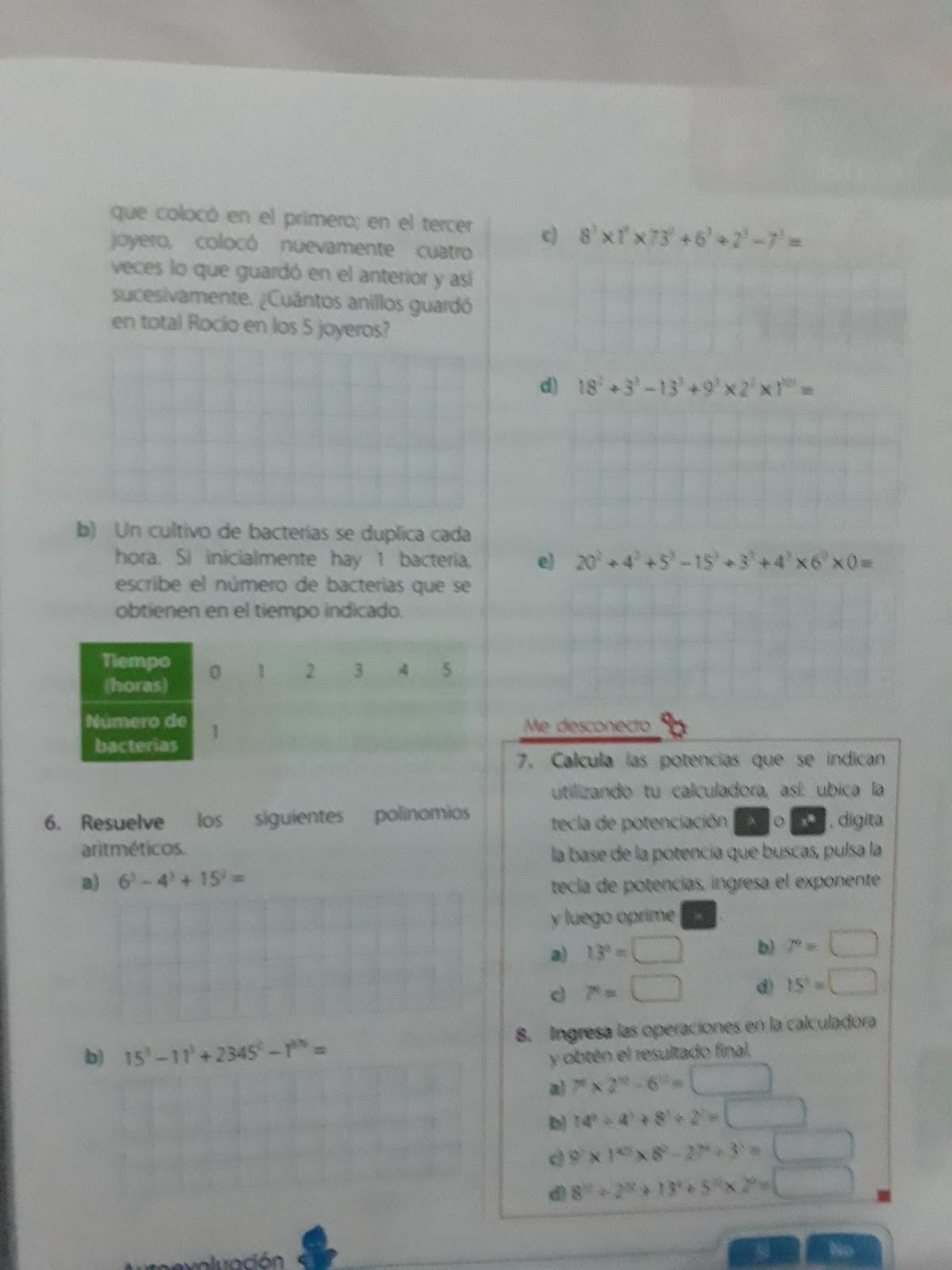 MATEMÁTICA SÉPTIMO \