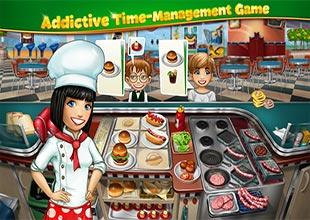 لعبة طبخ وتحضير الطعام