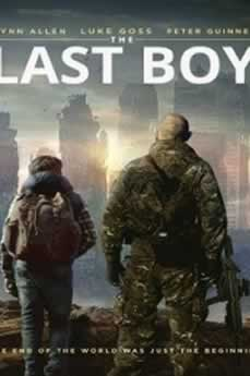 Capa The Last Boy Dublado 2019 Torrent