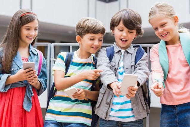 Смартфон і школа