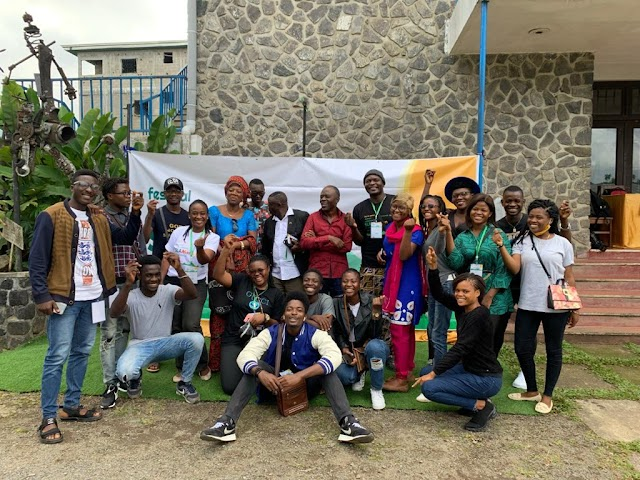 Buea Vibrates With House Of Talents Exclusive In SLAMeroun Festival