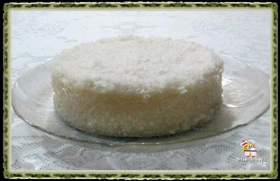 Cuscuz de tapioca 1