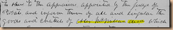 Letter dated July 1869