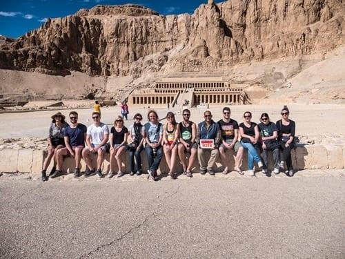 Mortuary Temple of Hatshepsut Egypt