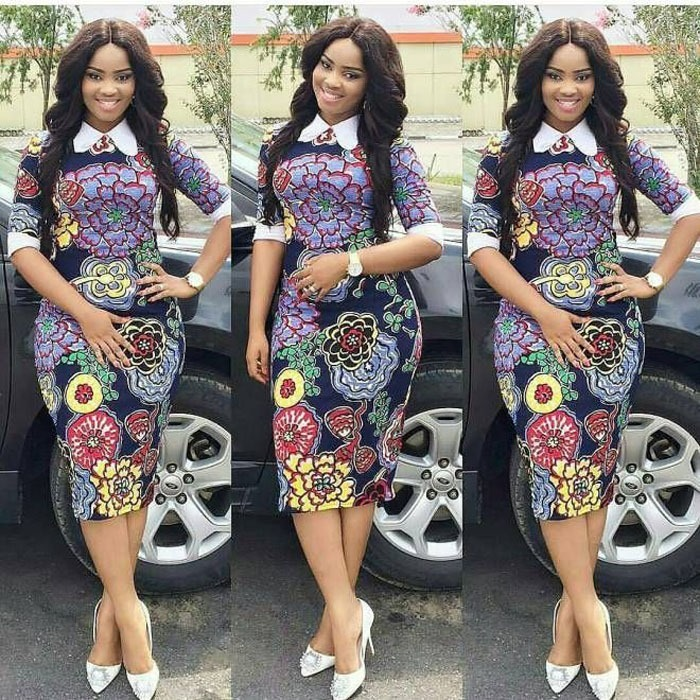 25 Pictures Of Unique Ankara Styles In 2017 Different Ankara Styles
