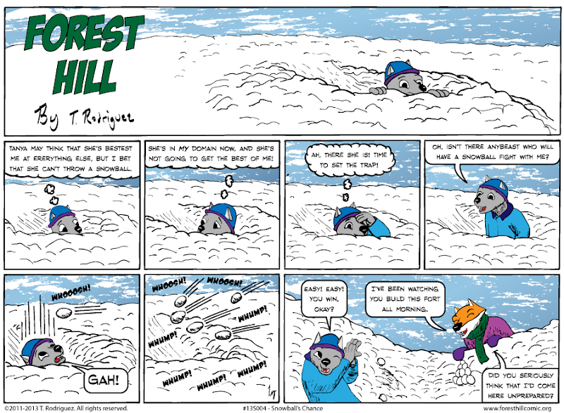 2/3/13 - Snowball's Chance 13S003