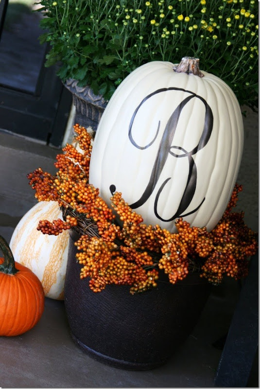autunno-halloween-zucche-decorate-tutorial-monogramma