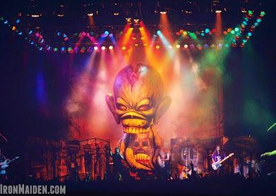 Iron Maiden Virtual Xi Tour Setlist