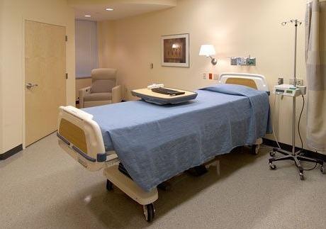 القسم الداخلي بمستشفى الياسمين بالمعادي