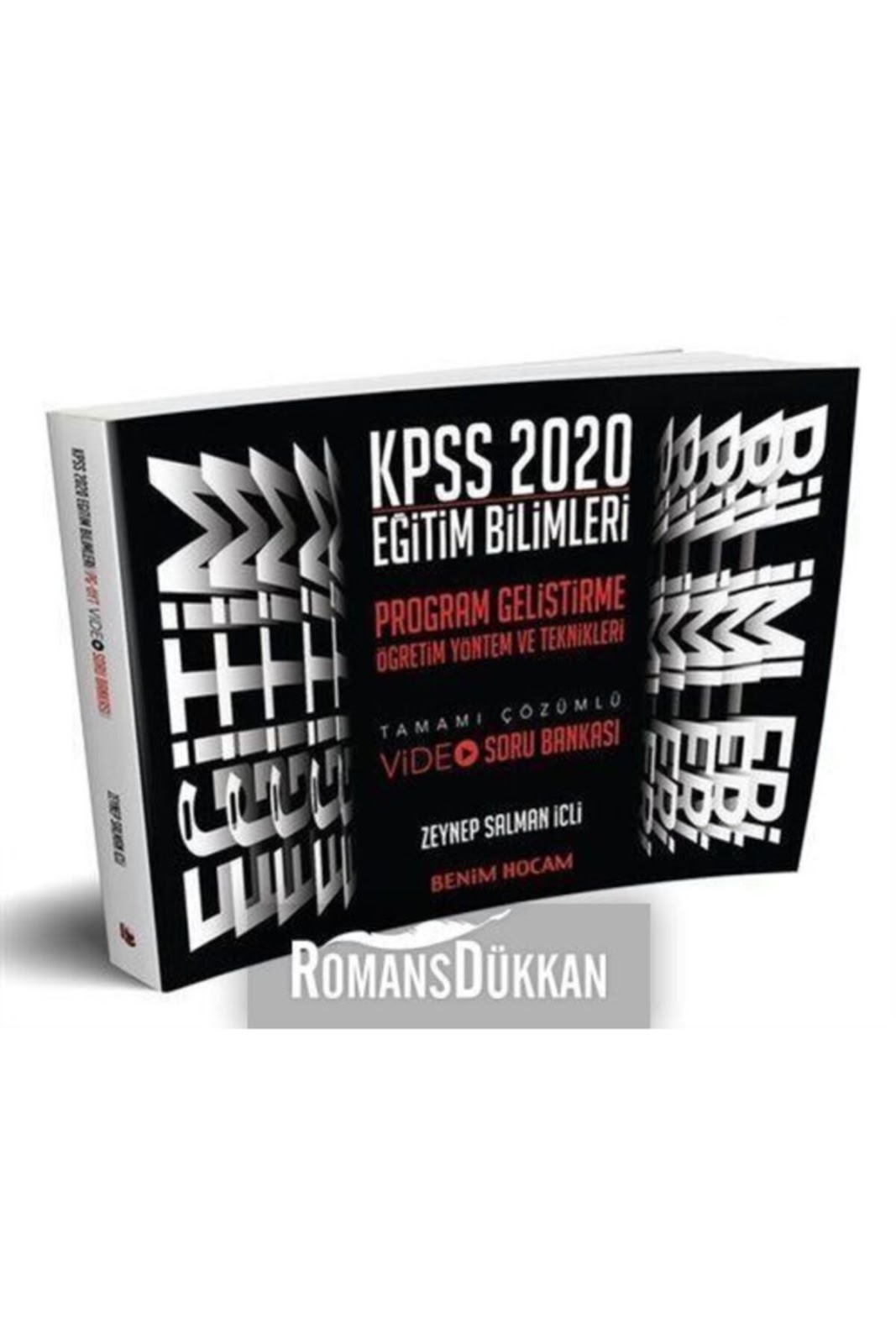 Benim Hocam - Eğitim Bilimleri - Program Geliştirme ÖYT 2020 Soru Bankası