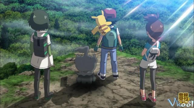 Xem Phim Pokemon Movie 20: Tớ Chọn Cậu! - Pokémon The Movie: I Choose You! - phimtm.com - Ảnh 3