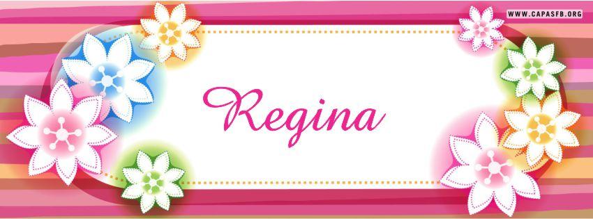 Capas para Facebook Regina