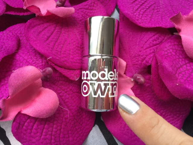 Models Own Mirror Efektli Chrome Silver Oje