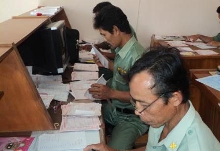 Pembayaran Pajak di Kantor Pratama Ngawi