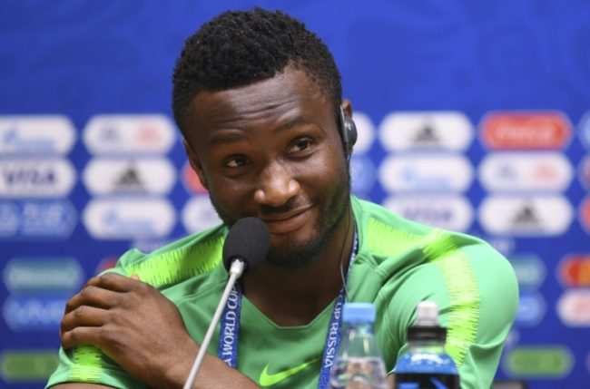 Super Eagles Star Mikel Speaks On Retirement From National Team