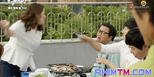 7 cảnh phim Hàn thốn tận rốn nhất là tình huống của mẹ Kim Tan - Ảnh 4.