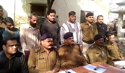 SUPARI KILLAER -: पहले ही प्रयास में पकड़े गए सुपारी लेकर हत्या करने वाले अपराधी
