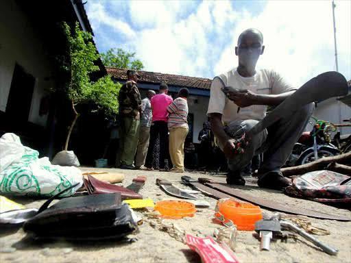 kadongo residents cry over wakali kwanza