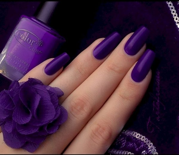 Top 90 easy nail designs for 2018 fashionre charge to dress up your nails a bit but dont accept added than fifteen account to delay and do so these accessible beautiful attach designs are your prinsesfo Gallery