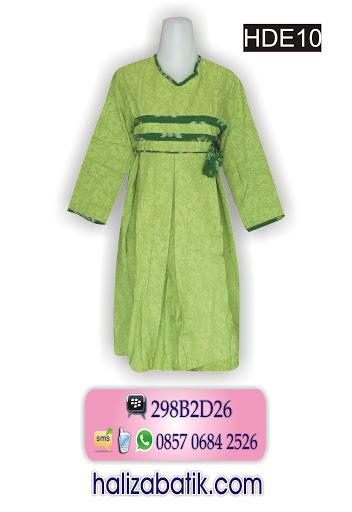 contoh dress batik, jenis batik indonesia, jual baju batik murah