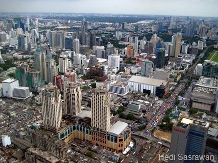 Negara berkembang Asia Thailand