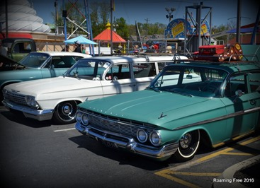 Old station wagons