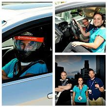 Photo: Evento de Ford con los periodistas tecno