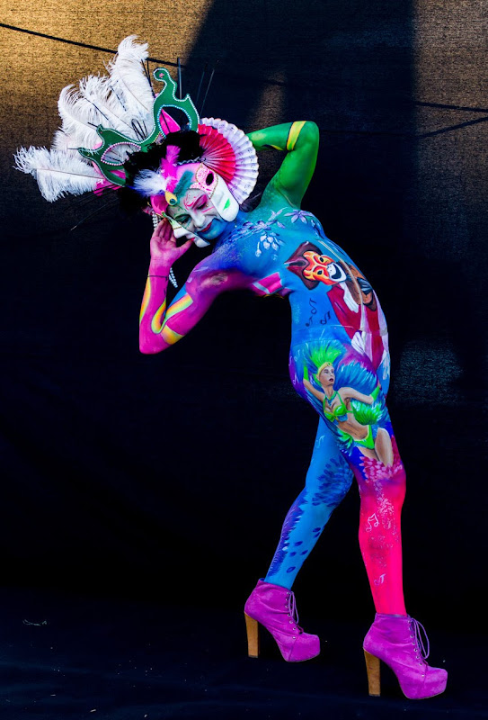 IMG_5066 Color Sea Festival Bodypainting 2018