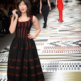OIC - ENTSIMAGES.COM - Daisy Lowe at the Fashion For Relief - catwalk show & fundraiser at Somerset House in London 19th February 2015  Photo Mobis Photos/OIC 0203 174 1069